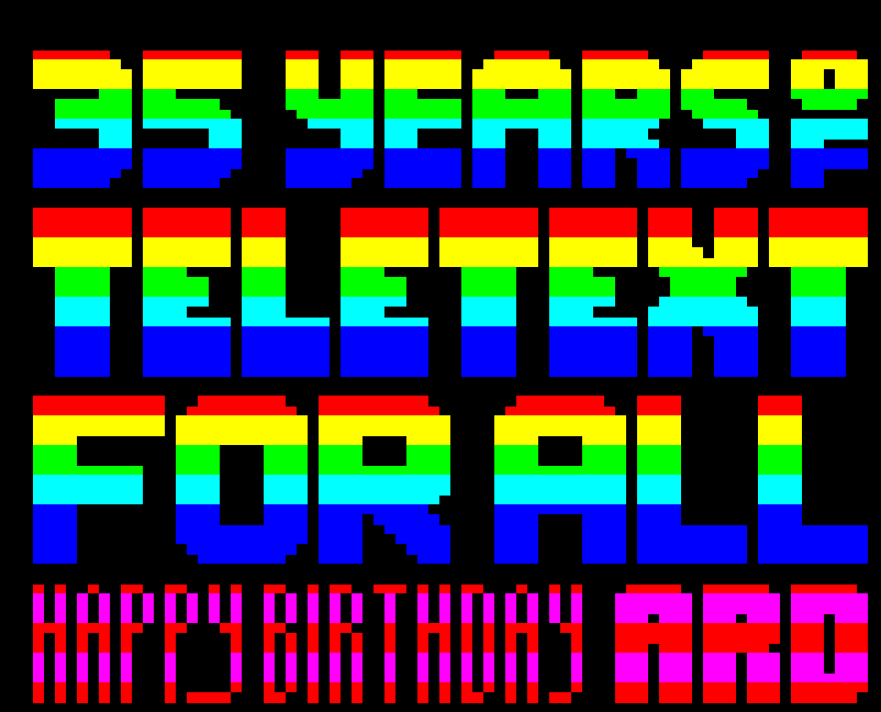 35 Years of ARD Text