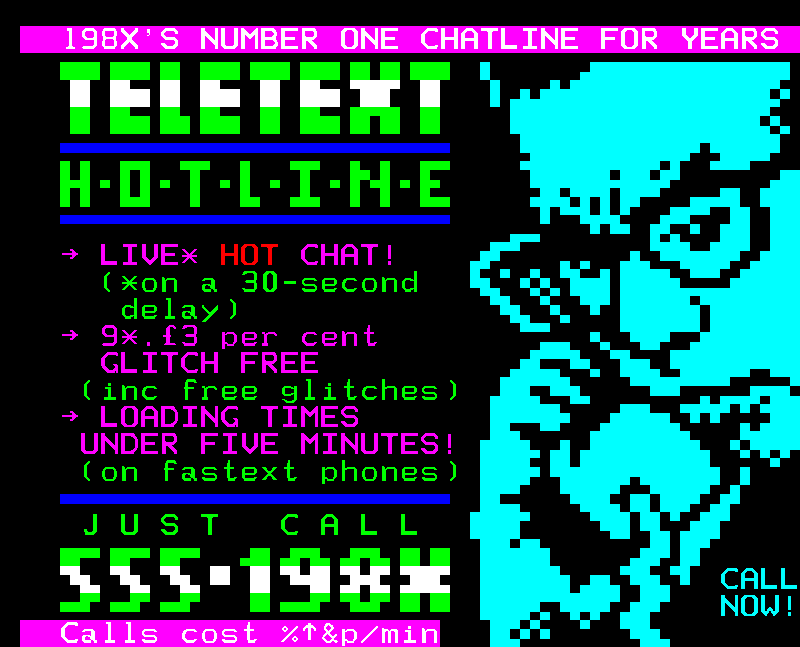 Teletext Hotline